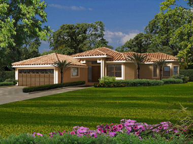 Home Plans Home Designs Florida Style House Plans