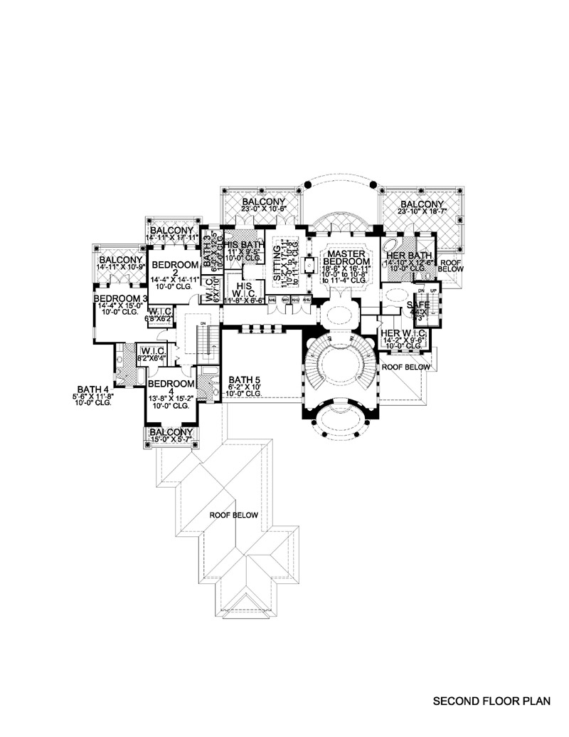 home plans detail