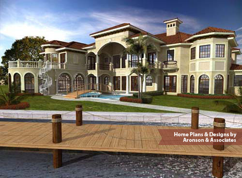 Home Plans House Plans Home Designs Aronson Associates
