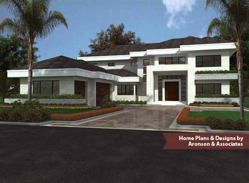 Two-Story House Plans and Home Plans – Residential Design Services